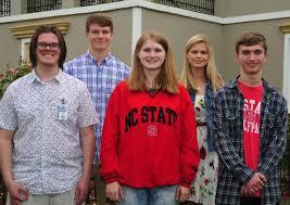Scholarship Recipients - Huffman-Cornwell Foundation