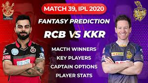 KKR vs RCB Dream11 IPL 2020 Prediction Tips