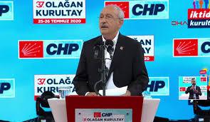CHP 37. Olağan Kurultayı başladı - Güncel Siyaset Haberleri