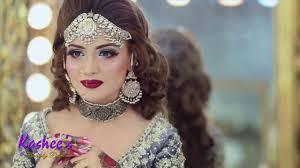 beautyful makeup by kashif aslam you