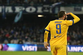 Serie A: Juventus ride on Gonzalo Higuain's goal to hand Napoli ...