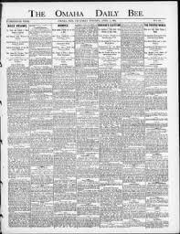Omaha Daily Bee from Omaha, Nebraska on April 9, 1885 · 1