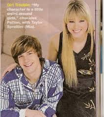 Dylan Patton and Taylor Spreitler - FamousFix.com post