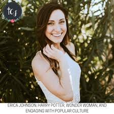 Harry Potter, Wonder Woman, and Engaging in Popular Culture ft. Erica  Johnson — THE CATHOLIC FEMINIST