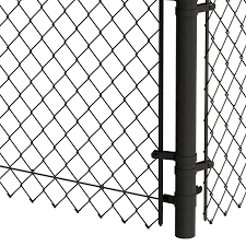 Yardlink Black Metal Fence Tension Wire Chain Link Fence In The Fence Hardware Department At Lowes Com