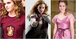 harry potter hermione s best outfits