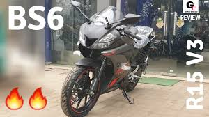 yamaha r15 v3 bs6 detailed review