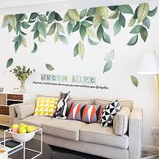 Leaves Wall Stickers Wall Decals The Treasure Thrift