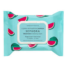 sephora collection cleansing face wipes