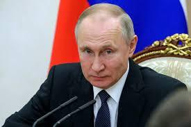 Обращение Путина по коронавирусу 25.03.2020 смотреть онлайн ...