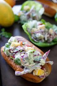 Lobster Mango Avocado Salad - Healthy ...