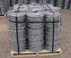 China Galvanized Barbed Wire Barbed Wire Price For Sale Exporter