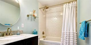 shower curtain and shower curtain liner