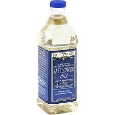 hollywood safflower oil enriched