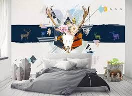 Custom 2020 Wallpaper Wall 3d Kids Room Wallpaper Living Room Bedroom Wall Mural Wallpaper Nordic Modern Wallpapers Aliexpress