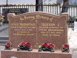 Joyce Ada Brooks Modystach (1918-1995) - Find A Grave Memorial