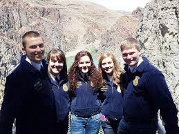FFA leaders tour eastern Oregon | Valley Life | argusobserver.com