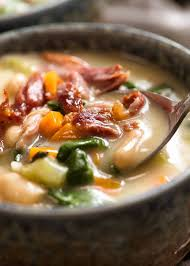 ham bone soup with beans