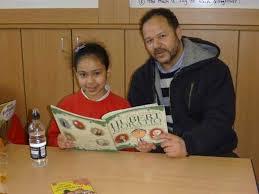 World Book Day at Byron Wood School