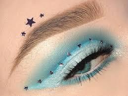 blue eye makeup looks saubhaya makeup