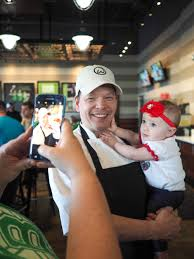 wahlburgers waterford lakes with chef