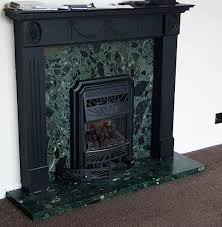 painting over marble fireplace is it