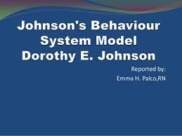 Dorothy johnson by Emma Palco