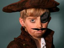 pirate halloween makeup ideas