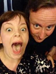 My David Cameron selfie doesn't make me a hypocrite | Becky Smith | Opinion  | The Guardian