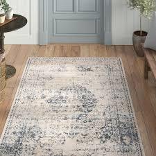 abbeville oriental dark blue area rug