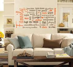 Family Names Subway Art Wall Decal Trading Phrases