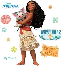 Amazon Com Fathead Moana X Large Officially Licensed Disney Removable Wall Decal Home Kitchen