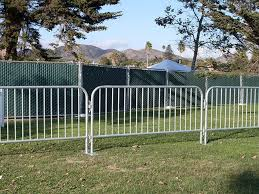 Portable Barriers Control For Safe And Easy Event Management Afterhours Articles Crowd Control Backyard Fences Crowd Control Barriers