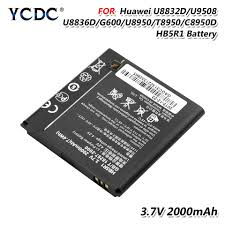 HB5R1 Battery For Huawei Ascend G500 ...