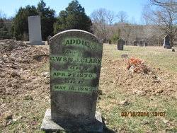 Addie Clark (1870-1883) - Find A Grave Memorial