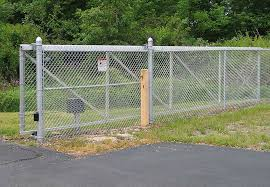 Chain Link Fence System Overview