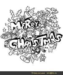 Emiel De Lange Kerst Illustraties