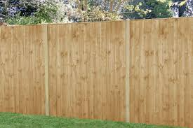 6ft X 6ft 1 83m X 1 85m Pressure Treated Featheredge Fence Panel Forest Garden