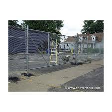Hoover Fence Chain Link Fence Steel Cantilever Slide Gate Kits Hoover Fence Co