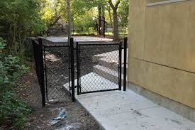 Chain Link Fences First Fence Chain Link Fence Installation Chain Link Fence Fence Design