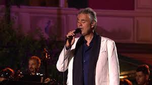 Andrea Bocelli - Love in Portofino ...