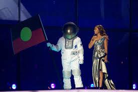 Jessica Mauboy at Eurovision 2014 ...