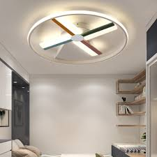 Modern Led Ceiling Light Children Room Lights For Kids Baby Bedroom Round Boys Girls Lighting Home Ac85 265v Ceiling Lamp Buy At The Price Of 82 50 In Aliexpress Com Imall Com
