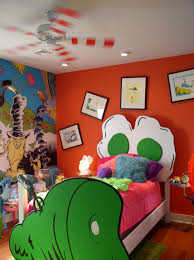 10 Awesome Cartoon Bedroom Decorating Ideas For Your Child Decor It S Dr Seuss Nursery Room Themes Bedroom Themes