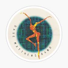Dave Matthews Band Stickers Redbubble