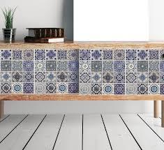 World Menagerie Spanish Tiles Wall Decal Wayfair