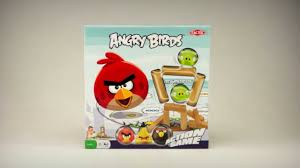 Angry Birds Action Game (table) - YouTube