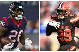 Texans' Lamar Miller on teaming up with Duke Johnson: 'He's ...