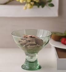300 ml glass dessert bowls set of 2