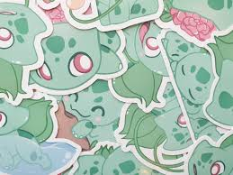Pokemon / Bulbasaur / Sticker / Nerd / Video Game / Laptop / Custom /  Planner / Geek by EllesDoodleBox on Etsy https://www.… in 2020 | Pokemon  bulbasaur, Pokemon, Bulbasaur